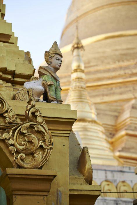 Rangun Shwedagon 1
